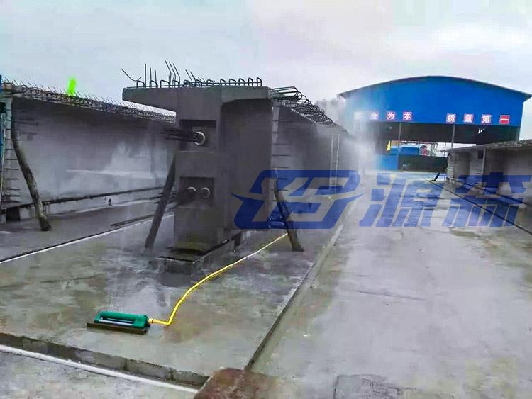 隧道喷淋台车的优势在哪些方面体现?
